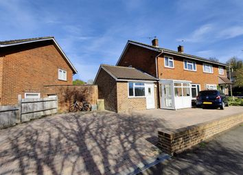 Thumbnail 4 bed semi-detached house for sale in Mitchells Road, Crawley