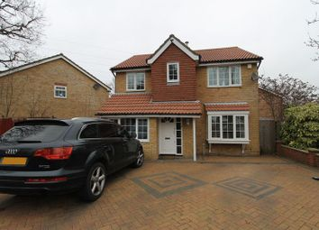 Thumbnail 5 bedroom detached house for sale in Chelsea Close, Worcester Park