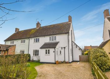 Thumbnail 5 bed semi-detached house for sale in Swan Hill, Cuddington, Aylesbury, Buckinghamshire