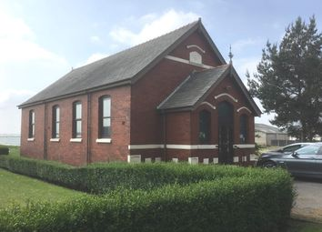 Thumbnail Commercial property for sale in Hesketh Moss, Methodist Chapel, Moss Lane