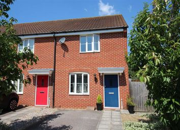Thumbnail 2 bed end terrace house for sale in The Combers, Grange Farm, Kesgrave, Ipswich