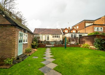 Thumbnail 4 bed detached bungalow for sale in Chingford Avenue, London