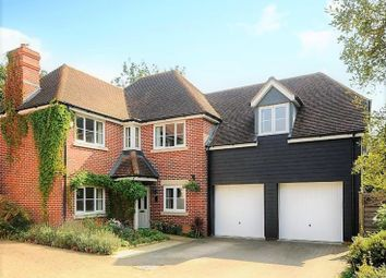 Thumbnail 5 bedroom detached house for sale in Starlings Roost, Bracknell, Berkshire