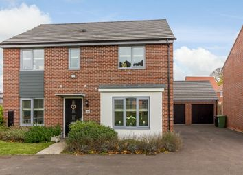 Thumbnail 4 bed detached house for sale in Jotham Close, Kidderminster, Worcestershire
