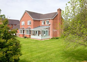 Thumbnail 4 bed detached house for sale in Halford Meadow, Halford, Craven Arms, Shropshire