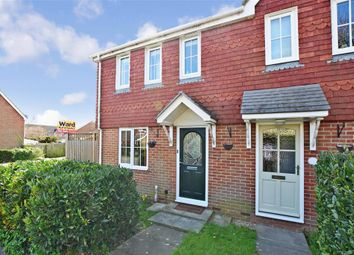 Thumbnail 3 bed end terrace house for sale in Main Street, Peasmarsh, Rye, East Sussex