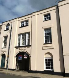 Thumbnail 1 bedroom flat for sale in Flat 4, Derutzen, Market Street, Narberth