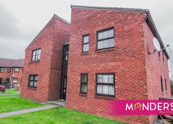 Thumbnail 1 bedroom flat for sale in Jedburgh Avenue, Perton, Wolverhampton