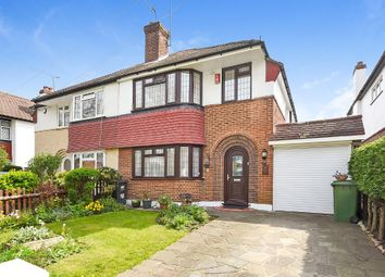 Thumbnail 4 bedroom semi-detached house for sale in Gleeson Drive, Orpington, Kent