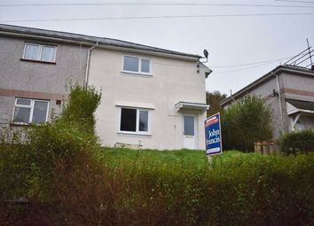 Thumbnail 3 bedroom end terrace house for sale in Gwylfa Road, Townhill, Swansea