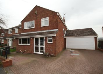 Thumbnail 4 bed detached house for sale in East House Drive, Hurley, Atherstone