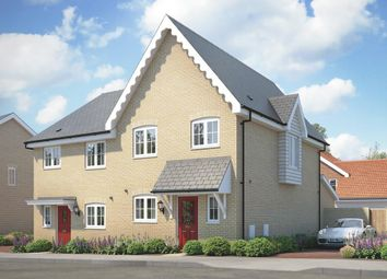 Thumbnail 3 bedroom terraced house for sale in The Ashton At St Michael's Hurst, Barker Close, Bishop'S Stortford, Hertfordshire