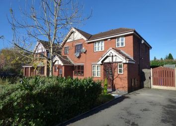 Thumbnail 3 bed semi-detached house for sale in Waterloo Gardens, Ashton-Under-Lyne, Greater Manchester