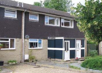 Thumbnail 3 bedroom terraced house to rent in Hanborough Close, Eynsham, Witney
