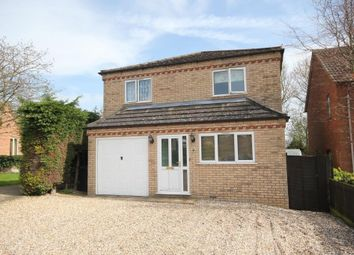 Thumbnail 3 bedroom detached house for sale in The Orchards, Witcham, Ely