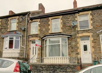 3 bed terraced house for sale in Mcdonnell Road, Bargoed CF81