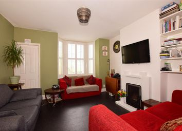 Thumbnail 3 bed terraced house for sale in Rochester Avenue, Rochester, Kent