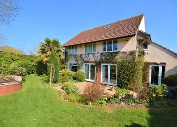 Thumbnail 4 bed detached house for sale in Village Road, Woodbury Salterton, Exeter, Devon
