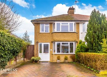 Thumbnail 3 bed semi-detached house for sale in Nuttfield Close, Croxley Green, Rickmansworth, Hertfordshire