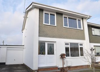 Thumbnail 3 bedroom semi-detached house for sale in Chestnut Avenue, Cullompton