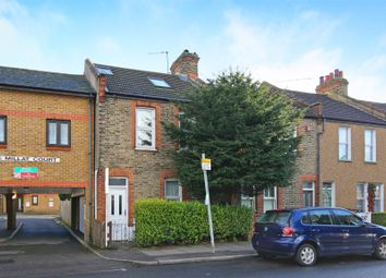 Thumbnail 4 bed end terrace house to rent in Liberty Avenue, Colliers Wood, London