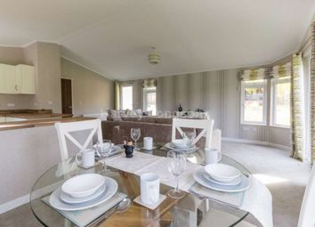 Thumbnail 2 bedroom lodge for sale in Cawston, Norwich, Norfolk
