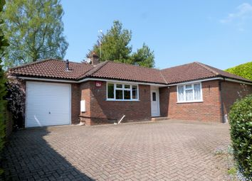 Thumbnail 3 bed detached bungalow to rent in Chappell Close, Liphook