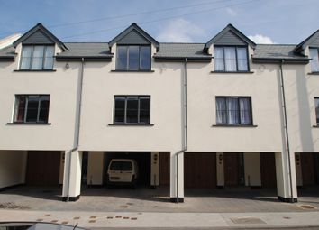 Thumbnail 2 bed town house for sale in The Strand, Bideford