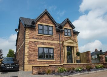 Thumbnail 4 bed detached house for sale in The Wessex, The Plains, Scotby, Carlisle
