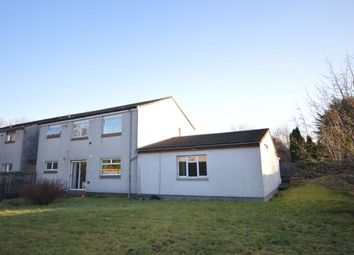 Thumbnail 3 bed flat for sale in Castle Vale, Stirling