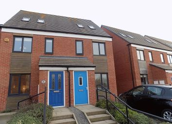 Thumbnail 3 bed semi-detached house to rent in St. Aloysius View, Hebburn