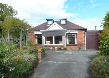 Thumbnail 4 bed detached bungalow for sale in Hospital Road, Builth Wells, 3He.