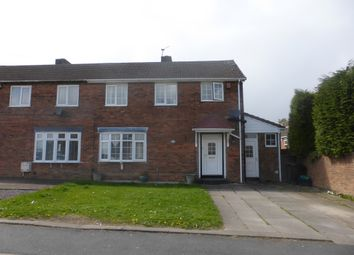 Thumbnail 3 bedroom semi-detached house for sale in Elm Green, Dudley