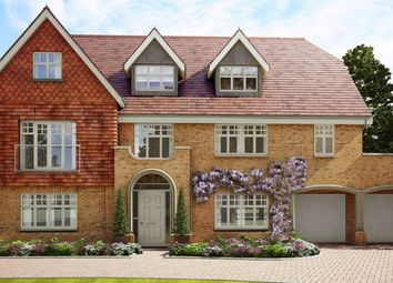Thumbnail 5 bed detached house for sale in Fairmeads, Cobham
