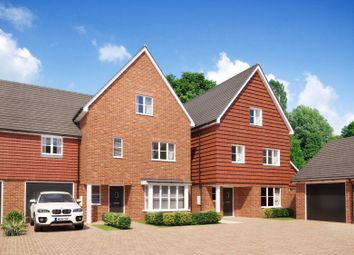 Thumbnail 5 bed detached house for sale in Farriers Yard, Balsham, Cambridge