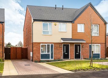 Thumbnail 3 bed semi-detached house for sale in Cecil Terrace, Tipton