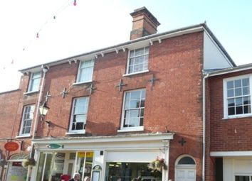 Thumbnail 1 bed flat to rent in Thoroughfare, Halesworth