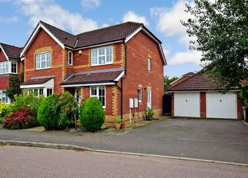Thumbnail 4 bed detached house for sale in Firmin Avenue, Boughton Monchelsea, Maidstone, Kent