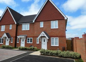 Thumbnail 3 bed end terrace house to rent in Lethaby Road, Bognor Regis