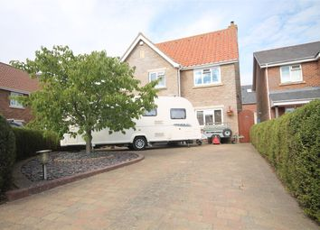 Thumbnail 4 bed detached house for sale in Springfield Meadows, Little Clacton, Clacton-On-Sea