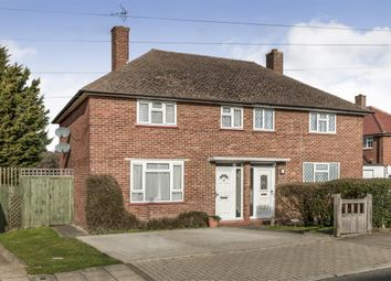 Thumbnail 3 bed semi-detached house for sale in Giggs Hill, Orpington, Kent