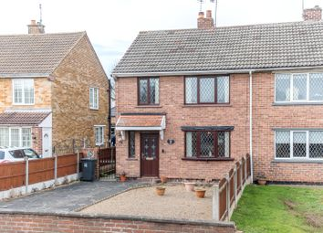 Thumbnail 3 bed end terrace house for sale in Cromwell Drive, Doncaster