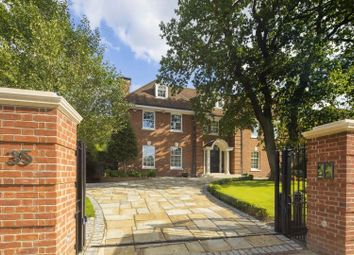 Thumbnail 7 bedroom detached house for sale in Winnington Road, London