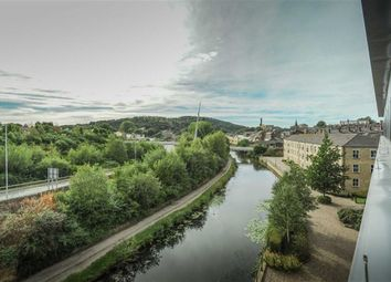 Thumbnail 2 bed flat for sale in Tow Path Court, Bingley, West Yorkshire