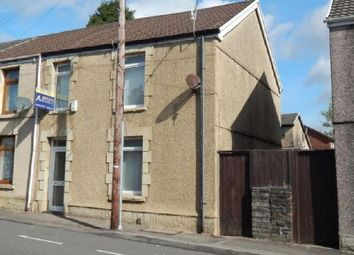 Thumbnail 3 bed semi-detached house to rent in Chemical Road, Morriston, Swansea
