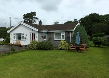 Thumbnail 2 bed detached bungalow for sale in Pontrhydfendigaid, Ystrad Meurig, Ceredigion