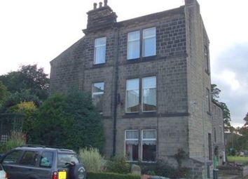 Thumbnail 1 bed flat to rent in Skipton Road, Eastburn, Keighley
