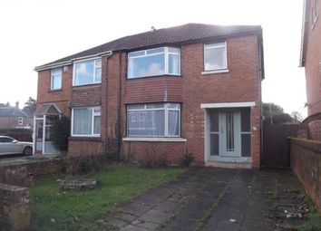 Thumbnail 3 bed semi-detached house for sale in Landguard Road, Shirley, Southampton