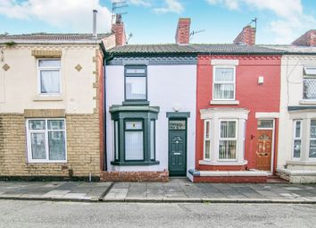 2 bed terraced house for sale in Yelverton Road, Tranmere, Birkenhead CH42