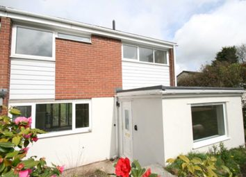 Thumbnail 3 bedroom semi-detached house for sale in Winnicott Close, Southway, Plymouth